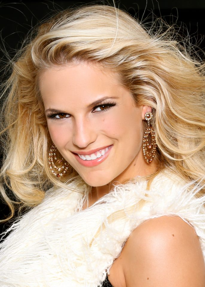 Miss LSU-USA 2013
