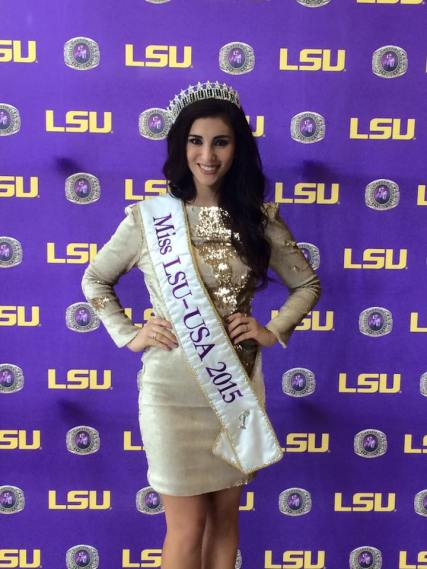 Miss LSU Ring Day 2015