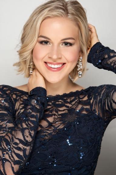 Miss LSU-USA 2016, Emilie Hebert