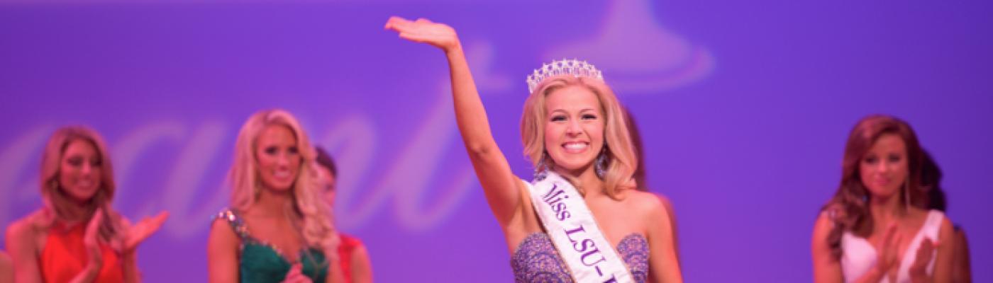 Miss LSU-USA Pageant