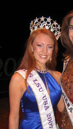 Miss LSU-USA, Liz Dunn