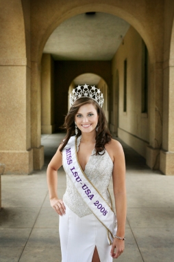 Miss LSU-USA 2008, Lauren Edwards Fournier