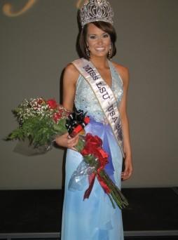 Miss LSU-USA 2006, Rachel Smith Henry