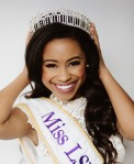 Miss LSU-USA 2017, Alyssa Ceasar